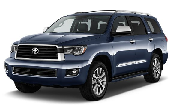 Toyota Sequoia Platinum 2020 Price in Qatar