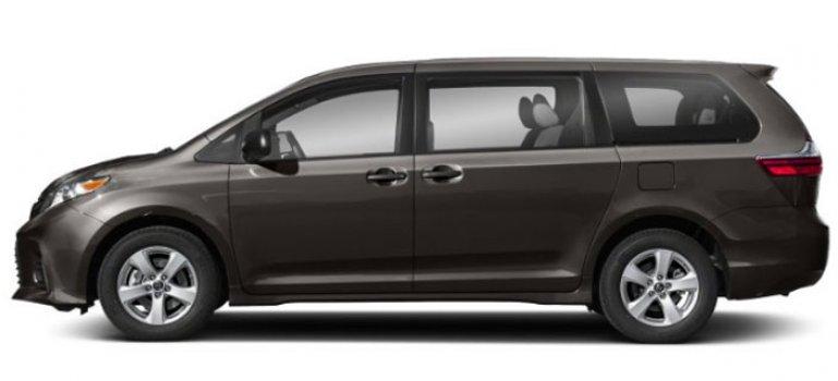 toyota sienna le awd 7 passenger 2020 price in ecuador features and specs ccarprice ecu ccarprice