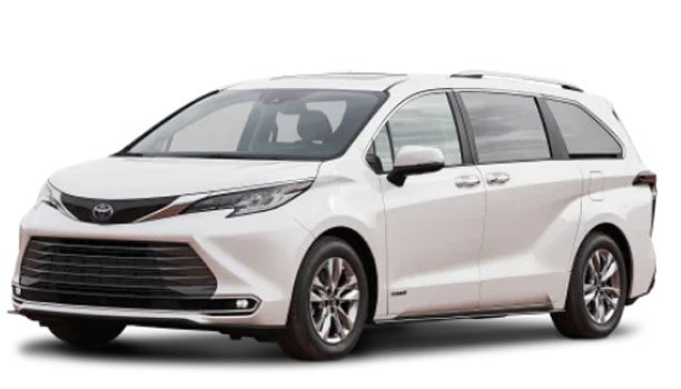 Toyota Sienna LE 2021 Price in Spain