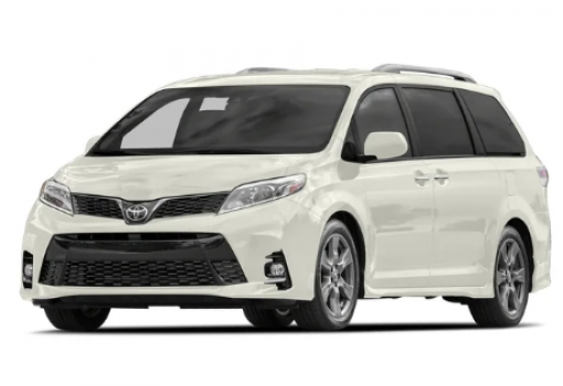 Toyota Sienna LE Price in India
