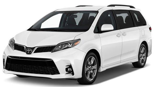 Toyota Sienna Limited FWD 7-Passenger 2020 Price in Pakistan