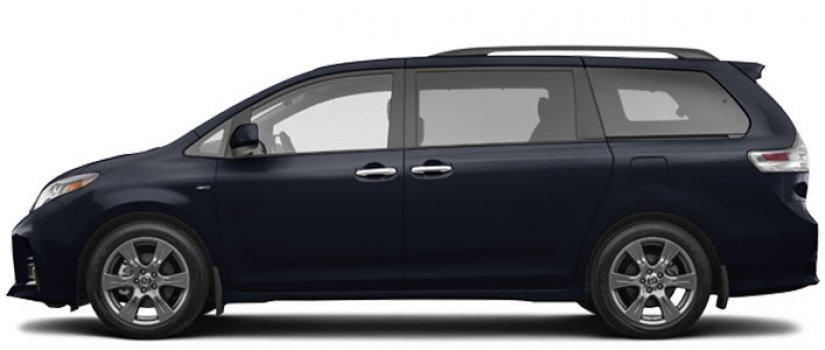 Toyota Sienna SE AWD 7 Passenger 2020 Price in Canada