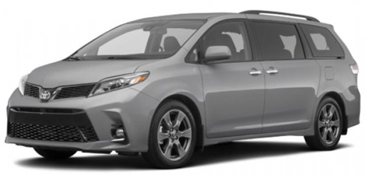 Toyota Sienna SE FWD 8 Passenger 2020 Price in Malaysia