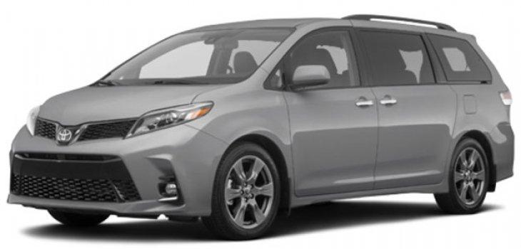 Toyota Sienna XLE FWD 8 Passenger 2020 Price in Singapore