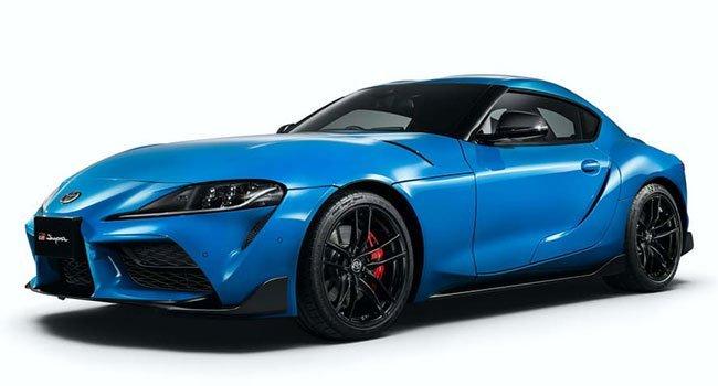 Toyota Supra 3.0 2021 Price in Kuwait