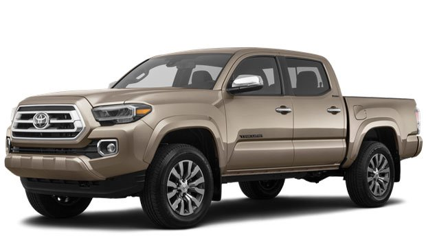 Toyota Tacoma Limited 2020 Price in Vietnam
