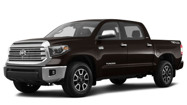 Toyota Tundra Limited 4x4 Double Cab Pickup SB 2020 Price in Japan