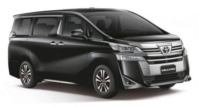 Toyota Vellfire 2.5L 2020 Price in Macedonia