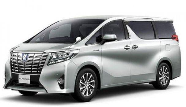 Toyota Alphard 3.5L 2020 Price in India