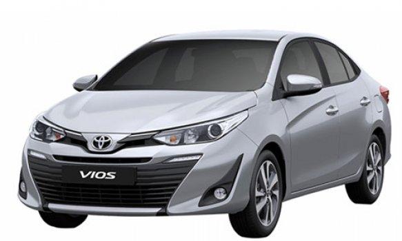 Toyota Vios 2021 Price in Singapore