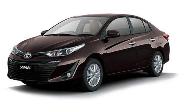 Toyota Yaris ATIV MT 1.3 2020 Price in Singapore