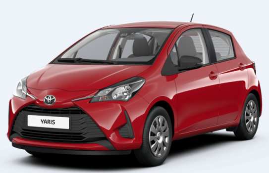 Toyota Yaris Active Price in Oman