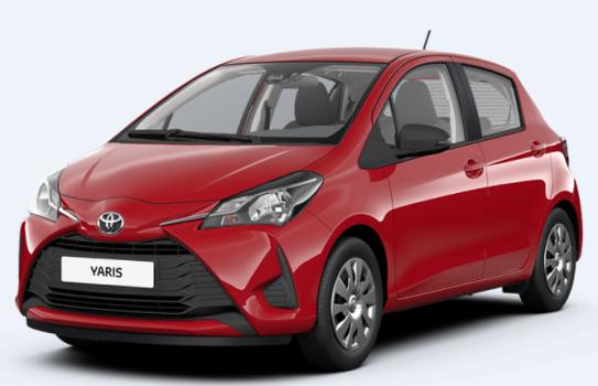 Toyota Yaris Active Price in Singapore