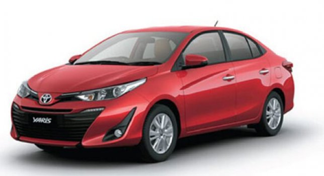 Toyota Yaris G CVT 2019 Price in Sri Lanka