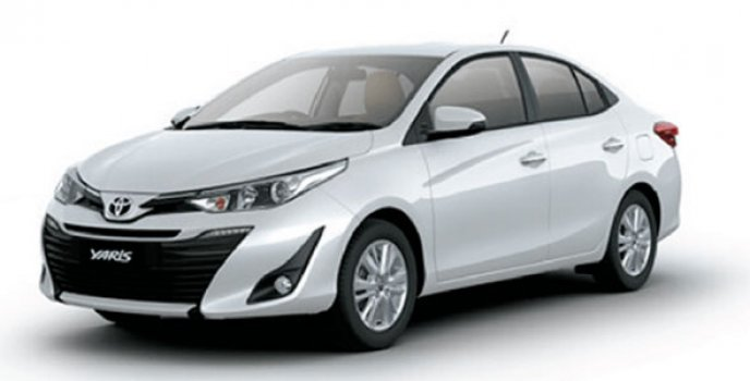 Toyota Yaris G (O) CVT 2019 Price in Sri Lanka