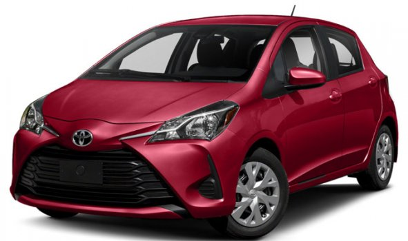 Toyota Yaris Hatchback LE Auto 2019 Price in Japan