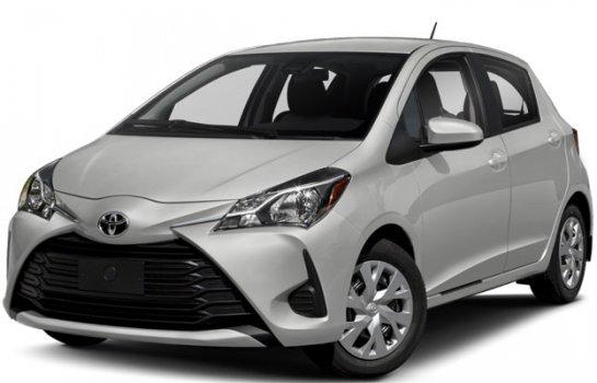 Toyota Yaris Hatchback LE Manual 2019 Price in Turkey