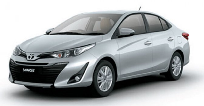 Toyota Yaris J 2019 Price in Canada