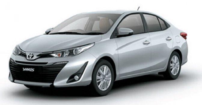 Toyota Yaris J (O) CVT 2019 Price in Singapore