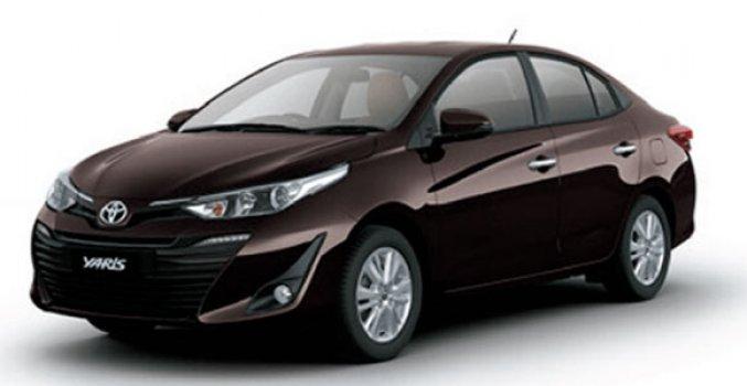 Toyota Yaris V (O) CVT 2019 Price in Indonesia