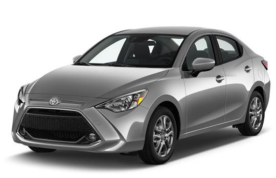 Toyota Yaris XLE 2020 Price in South Korea
