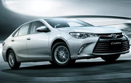 Toyota 17YM Camry 2.5L (LIMITED)  Price in Singapore