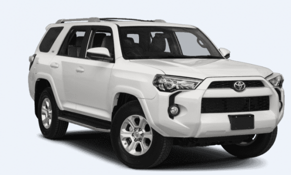 Toyota 4Runner SR5 2018		 Price in Kenya