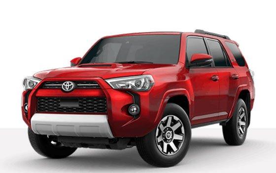 Toyota 4Runner TRD Off Road 2022 Price in Turkey