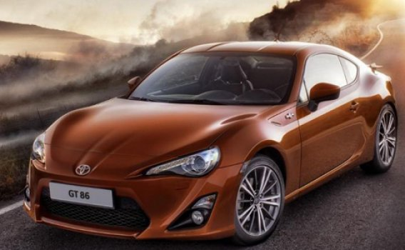Toyota 86 GTX 2017 Price in Iran