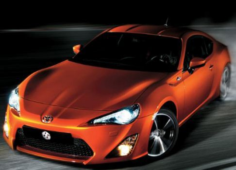 Toyota 86 M/T GT 2015 Price in Iran