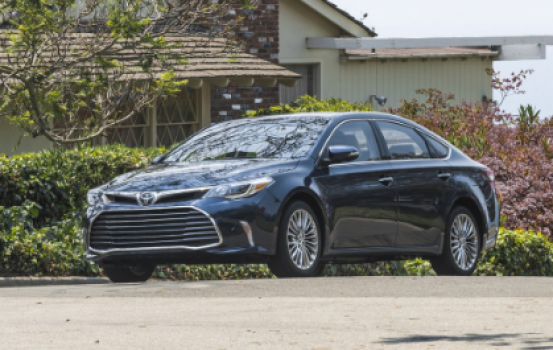Toyota Avalon Limited 2018 Price in Canada
