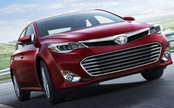 Toyota Avalon SE Plus Price in Russia
