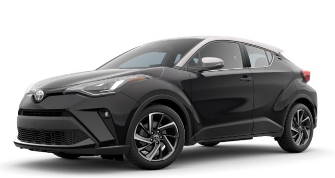 Toyota C-HR Limited 2022 Price in Japan