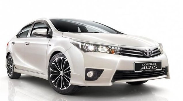 Toyota Corolla 1.6 L  Price in South Korea
