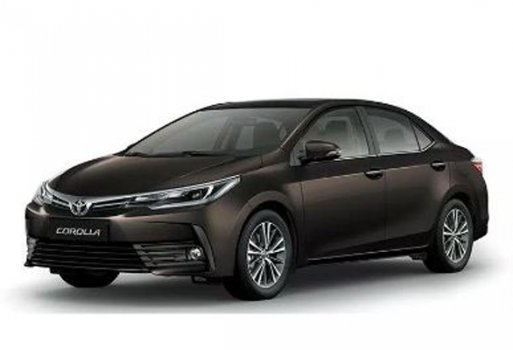 Toyota Corolla 2.0L Limited  Price in India