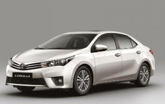 Toyota Corolla 2.0L SE Plus Price in Russia