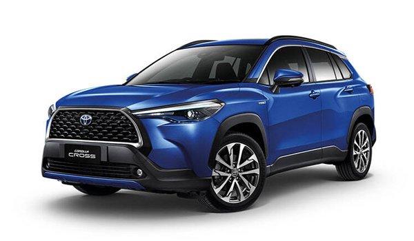 Toyota Corolla Cross Low Grade 2021 Price in Macedonia
