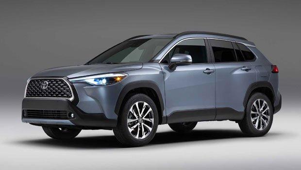 Toyota Corolla Cross 2023 Price in USA