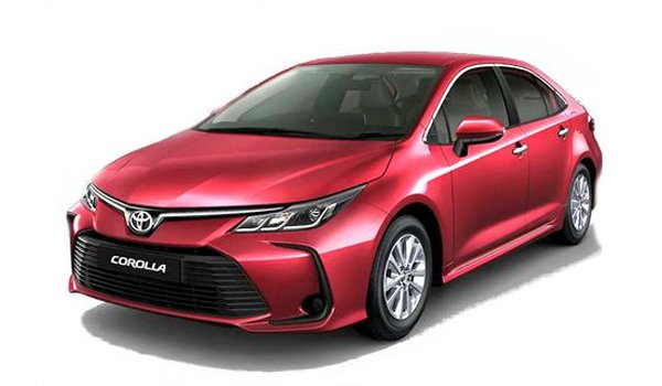 Toyota Corolla L 2022 Price in Japan