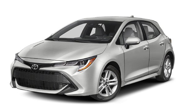 Toyota Corolla SE Hatchback 2021 Price in Sri Lanka