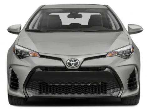 Toyota Corolla SE Manual Price in Nigeria