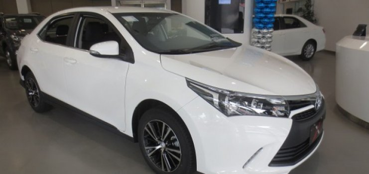 Toyota Corolla X  Price in Romania