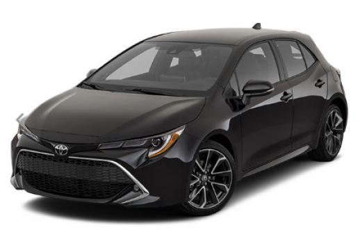 Toyota Corolla XSE Hatchback 2019 Price in Indonesia