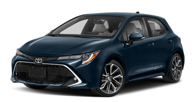 Toyota Corolla XSE Hatchback 2021 Price in Bangladesh