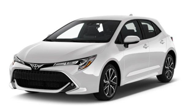 Toyota Corolla XSE Hatchback 2022 Price in Indonesia