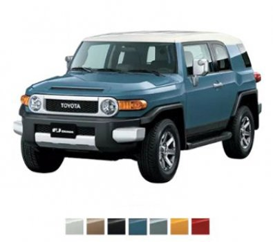 Toyota FJ Cruiser VXR Price in Australia