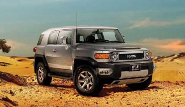 Toyota FJ Cruiser Xtreme Price in Romania