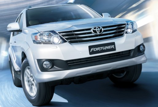 Toyota Fortuner 2.7L EXR Price in Indonesia