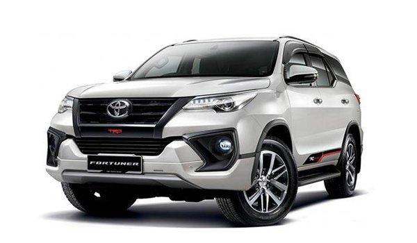 Toyota Fortuner 2.7 VVTi 2021 Price in Dubai UAE
