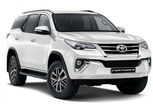 Toyota Fortuner 2.8 4WD AT 2019 Price in Spain